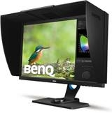 "BENQ 27"" SW2700PT IPS LED, 16:9, 3D, 2560x1440, 5ms, 350cd/m2, 20M:1, 178/178, USB 3.0, Black"