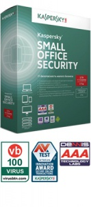 Kaspersky Small Officce Security